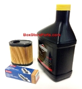 Oils & Kits for Servicing and Maintenance