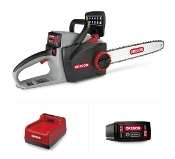 Cordless Chainsaw Self Sharpening 6.0Ah Battery