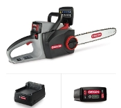 CS300 Self-Sharpening Cordless Chainsaw with 2.6 Ah Battery